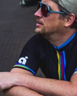 Rainbow team jersey arneclothing