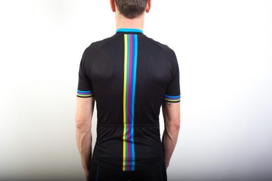 Wielershirt Rainbow Team Jersey