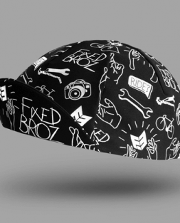FixedBroz_Cycling_Cap_PU