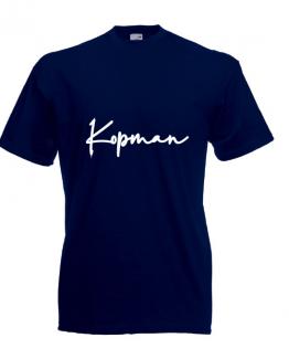 T-shirt Kopman
