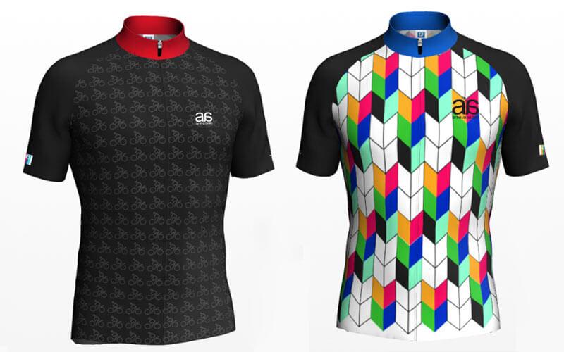 Custom Design wielershirt-2